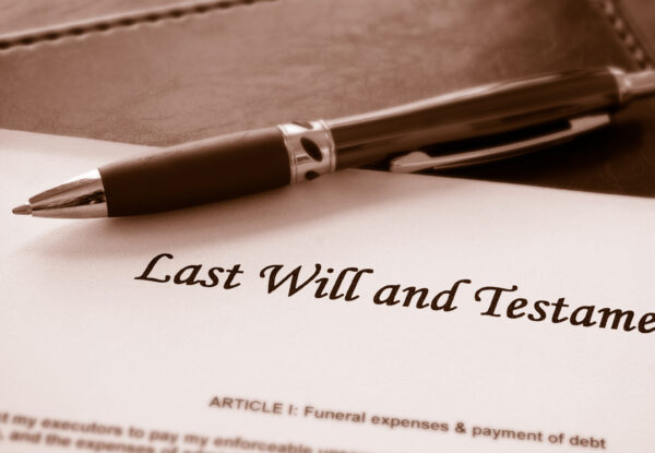 How We Can Help You Write and Review a Will that Protects Your Wealth
